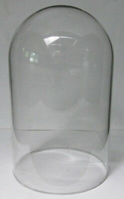 Glass Dome Replacement for Anniversary Clocks  4-5/8 x 8 in.