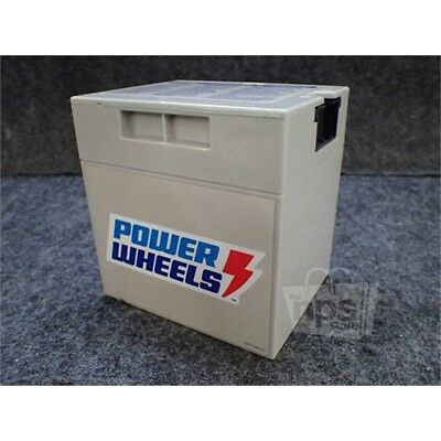 Fisher Price Power Wheels 74777 Rechargeable Replacement Battery, 12V, 9.5Ah