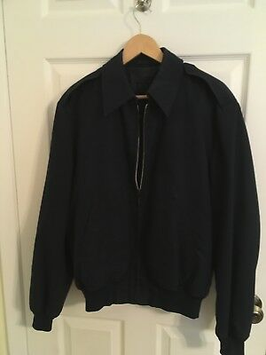 U.S. Coast Guard Lightweight Jacket with Liner, also called Eisenhower jacket
