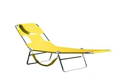 Fantastic Folding Ostrich Chaise Lounge Beach Patio Outdoor Pool Dailytribune Chair Design For Home Dailytribuneorg