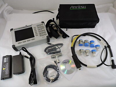 Anritsu S331D SiteMaster Cable and Antenna Analyzer with Power Meter