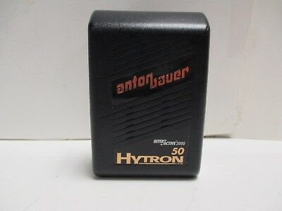 Anton Bauer Hytron 50 Digital 14.4V Gold-Mount Battery For Inter Active 2000