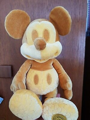 Disney Store Mickey Mouse Memories Plush ... FEBRUARY Limited  Edition 2/12