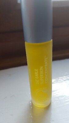 Liz Earle Superskin Concentrate for night plumps and smooths 10ml roll-on new