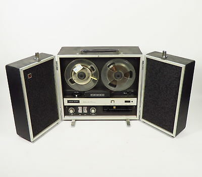 PANASONIC RS-780S SOLID STATE REEL PLAYER STEREO RECORDER REVERSE with SPEAKERS