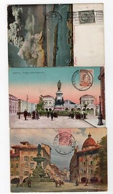 Old Post Card Photo is Napolix2 and other  from Japan
