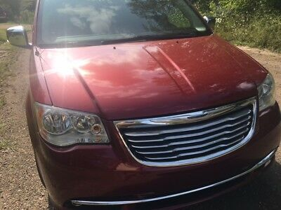 2015 Chrysler Town & Country Touring L 2015 Chrysler Town and Country Touring L