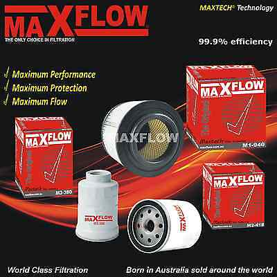 Maxflow® Replacement Ford Ranger PJ TD 2.5 WL-AT Air Fuel Oil Filter Service Kit