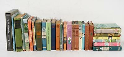 Lot of 28 Vintage & Antique Childrens Classic Books Wizard Of Oz Grimm Andersons