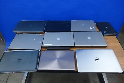 Lot of Non-working Laptop / Notebook Computers Dell ASUS i7 + MORE