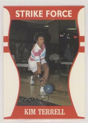 1991 Little Sun Ladies Pro Bowling Tour Strike Force #11 Kim Terrell Card