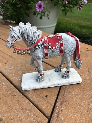 2009 the trail of painted ponies, dashing through the snow, 1E/116