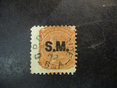 Australian States: Single Stamp (Used) - Excellent Item! (H2698)