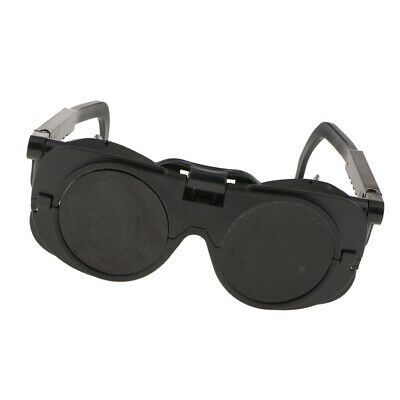 Welding Cutting Solders Safety Goggles  Up Eye Protection Glasses