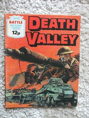 Battle Picture Library No.1178 - Death Valley (1978)
