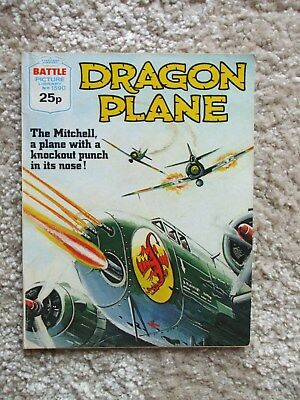 Battle Picture Library No.1590 - Dragon Plane (1983)