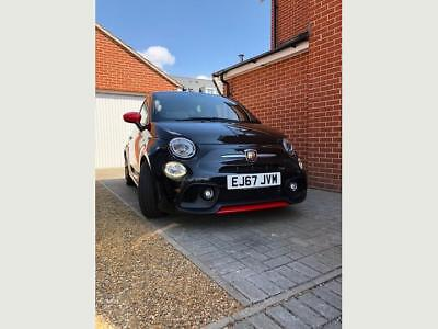 Fiat Abarth 595 1.4 T-Jet Trofeo 3dr, 1 owner 8,000 miles