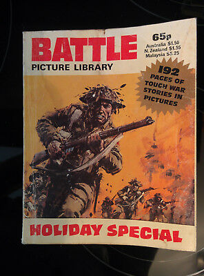 Battle Picture Library Holiday Special dated 1984