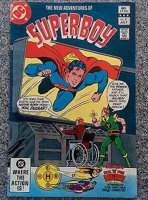 The New Adventures of Superboy - 1982 #31