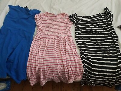 Maternity Bundle, Dresses, Tops, Jeans - Size 10 & 12, Top Shop, ASOS, Seraphine