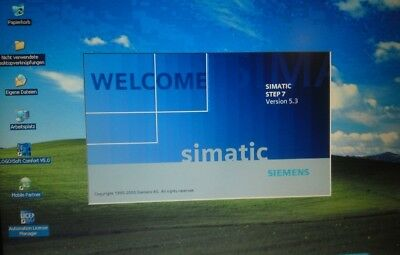 Siemens for Students (SPS) Simatic STEP 7 Version 5.3 Software prof. Edition