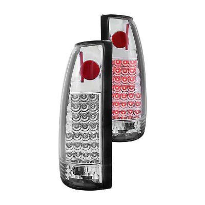 For Cadillac Escalade 1999-2000 Anzo 311005 Chrome G2 LED Tail Lights