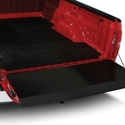 For Ford F-150 2009-2014 Dee Zee DZ4109B Black-Tread Full Tailgate Protector