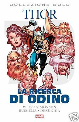MARVEL GOLD: THOR - LA SEARCH OF ODIN (Panini Comics, 2012)