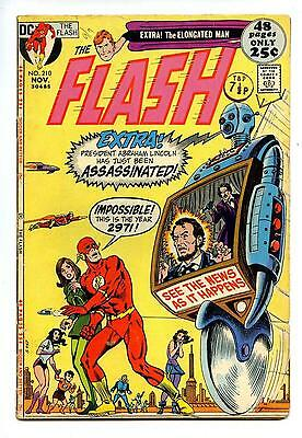 Flash #210 - DC - 1971 - VG/FN