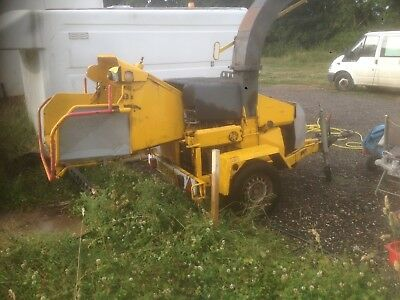 Schliesing woodchipper 200