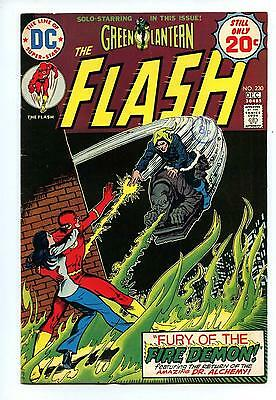 Flash #230 - DC - 1974 - FN/VFN