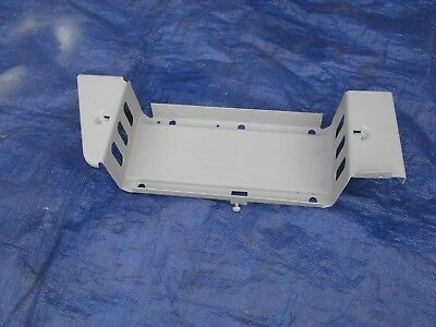 1958 Oldsmobile Battery Box Tray No Rust Blasted Painted Clean Piece