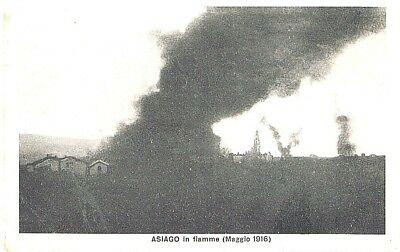 Asiago  - In  Fiamme  1916