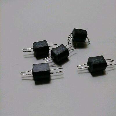 Lot of 5x harvested VTL5C3/2 vactrol optocoupler Used