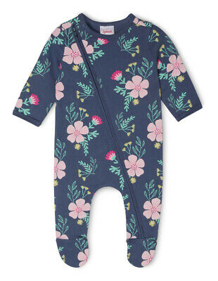 NEW Sprout Girls Long Sleeve Coverall Navy