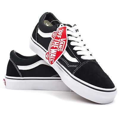 timeless design 7599e c45b1 New Hommes Van S Old Skool Skate Noir Chaussures Shoes Classic canva suede  Toute