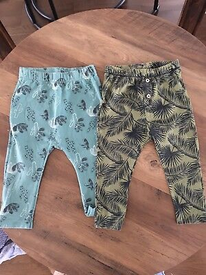 Zara Boys Leggings 18-24