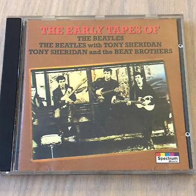 Early Tapes Of The Beatles with Tony Sheridan / Beat Brothers (CD 1993)