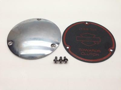 Harley Davidson Primary Clutch Derby Inspection Cover 1993 Electra EVO #123