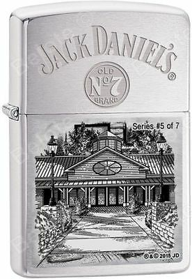 "Zippo ""Jack Daniels-Scenes From Lynchburg #5"" Lighter, 4777 Units, 28894"