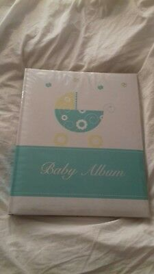 Gorgeous New Unused Baby Photo Album