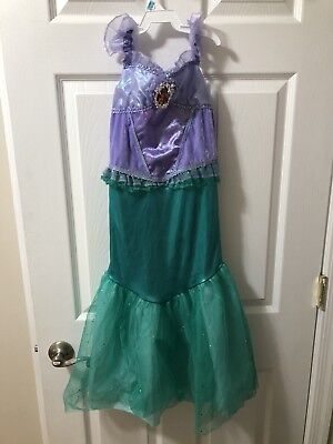 Ariel Little Mermaid Girls Costume