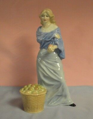 "Royal Doulton Figurine #3084 ""harvestime"" From Reflections Series 9"" Tall"