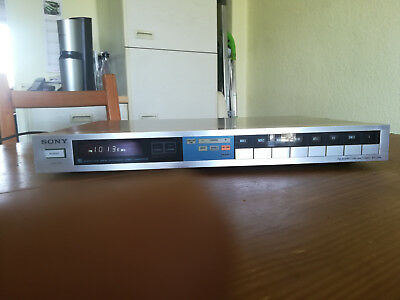Vintage SONY ST-JX4L Stereo Tuner Receiver Radio