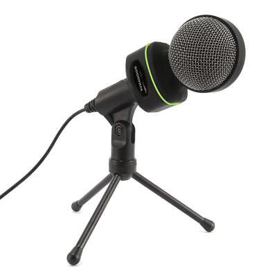 USB Microphone, PC Microphone with Tripod for Recording, Podcasting, Youtube