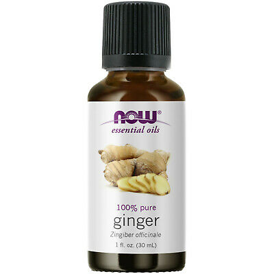 NOW Foods Ginger Oil 1 oz. FREE SHIPPING. MADE IN USA. FRESH