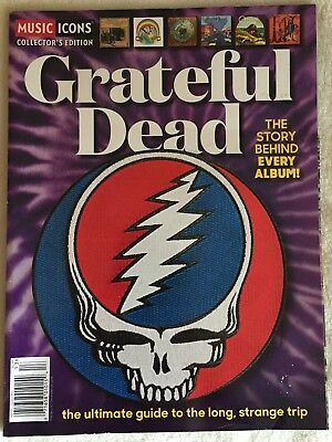 Grateful Dead Jerry Garcia The Meaning and Story Behind Every Album