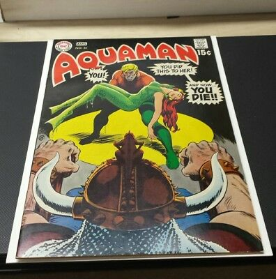 Aquaman #46 Vf Condition 🌊🌊🌊🌊