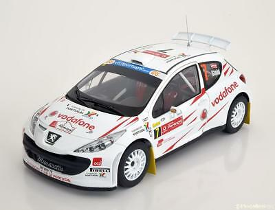 1:18 Sunstar Peugeot 207 S2000 #7, Rally Portugal Stohl/Minor 2008