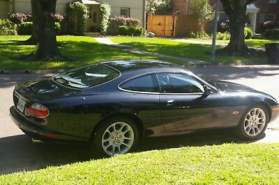 2002 Jaguar XKR  Low Milage Very Well Maintained 2002 Jaguar XKR Supercharged Coupe.   NR !!!